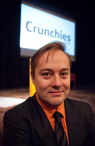 Jason Calacanis @ The Crunchies 2008