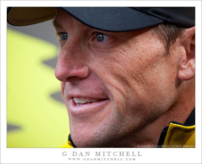 Lance Armstrong, 2009 Tour of California