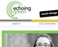 Echoing Green Web Site
