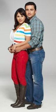 Andres Toro y Carolina Gaitán en Gabriela, giros del destino