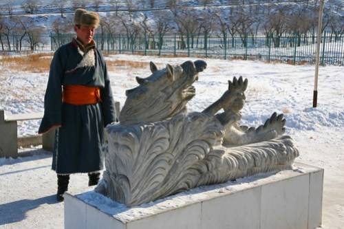 Sculpture & Traditional Dress, Mongolia