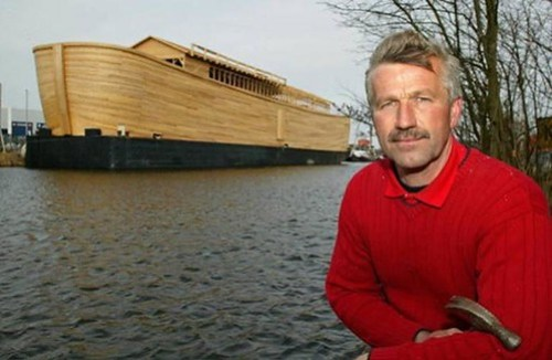 Johan Huibers and His Ark