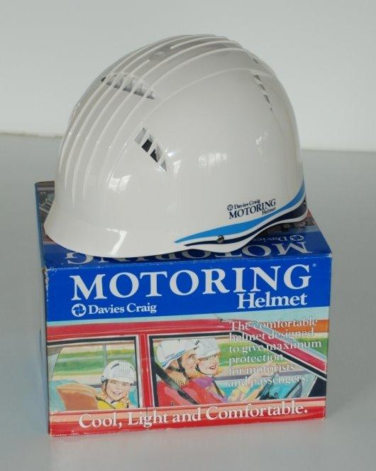 Motoring Helmet