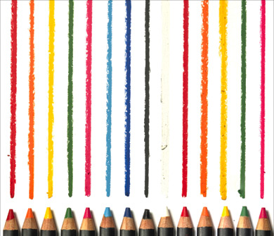 MAC Chromographic Pencils