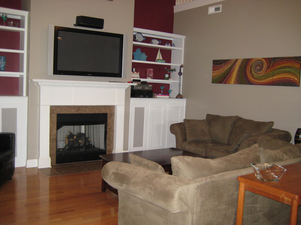 Television Over Fireplace Design Tv Over The Fireplace Design Question Buildinghomes Ca