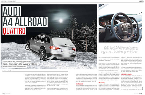 car magazine spread CGR250 - P1 Pinterest Car magazine - car flyers