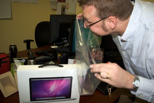 Apple MacBook Pro i5 Unboxing