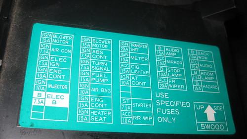 infiniti g37 fuse box infiniti g oem fuse box cover factory oem