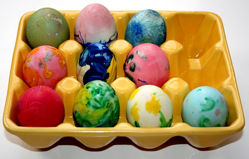 Easter - Pinated Duck Eggs