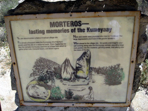 Morteros Trail