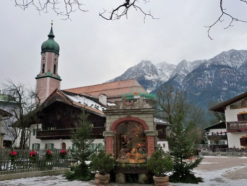 Christmas in Garmisch-Partenkirchen