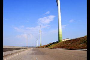 [彰化]鹿港 發電風力車