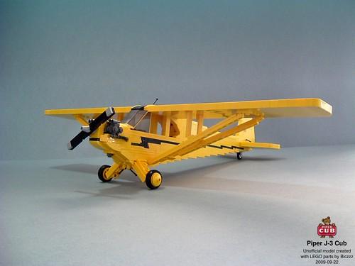 LEGO Piper J-3 Cub