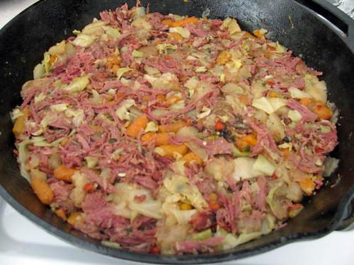 Corned Beef Hash 5