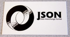JSON Card -- Front