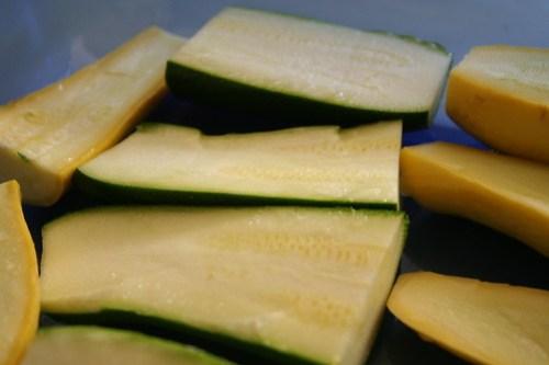 + zucchini