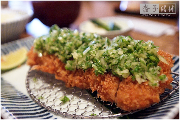 [台北 食]*杏子豬排 ~ 好吃到掉喳! Yukis Life by yukiblog.tw