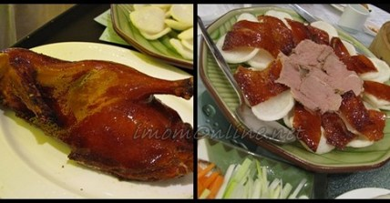 Tao Yuan peking duck recipe