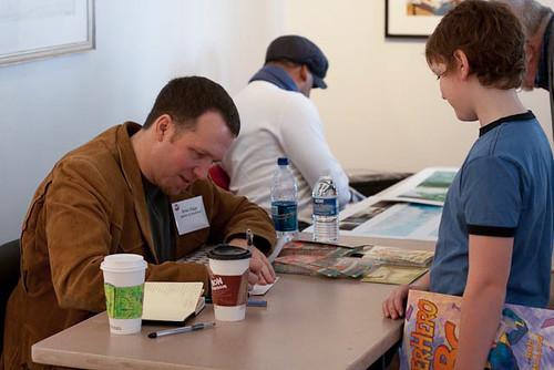 Main Line Art Center children's book fair