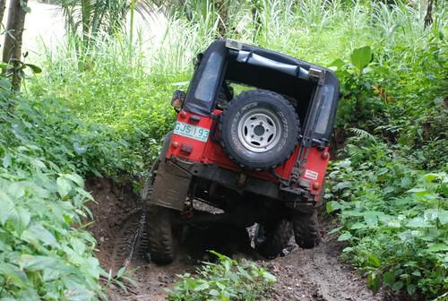 Team Land Rover Philippines Articulation