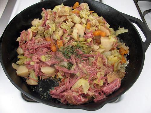 Corned Beef Hash 2