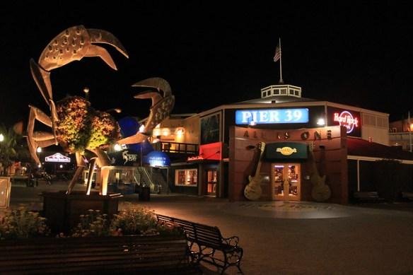 Hard Rock Cafe at Pier 39