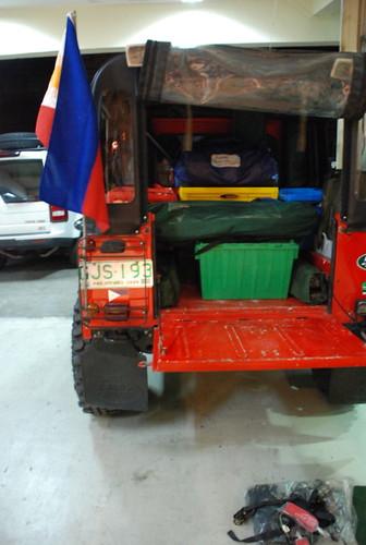 Team Land Rover Philippines Gear