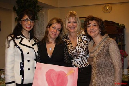 Touching Hearts in the Community, Raphael House Board member and philanthropist, Sophie Azouaou, of Sophisticate Interiors recently hosted a Community Luncheon in honor of Gurbakash