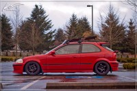 Yakima Roof Rack help for ek Coupe - Honda-Tech - Honda ...