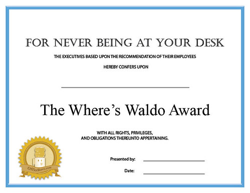 funny awards templates free - Josemulinohouse - Silly Certificates Awards Templates