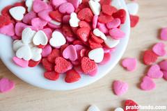 Outubro Rosa: Confeito de Coração