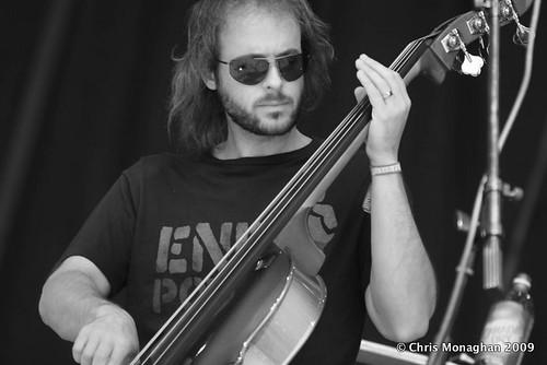 Yonder Mountain String Band @ Rothbury 2009