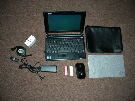 Computer for travel