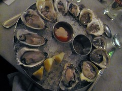 neptune oysters sampler