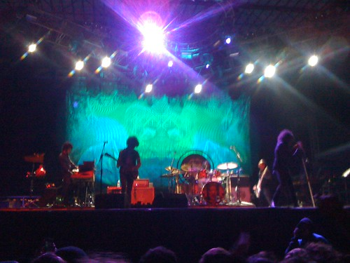 The Mars Volta @ Outside Lands 2009
