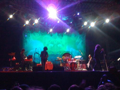 The Mars Volta @ Outside Lands 2009