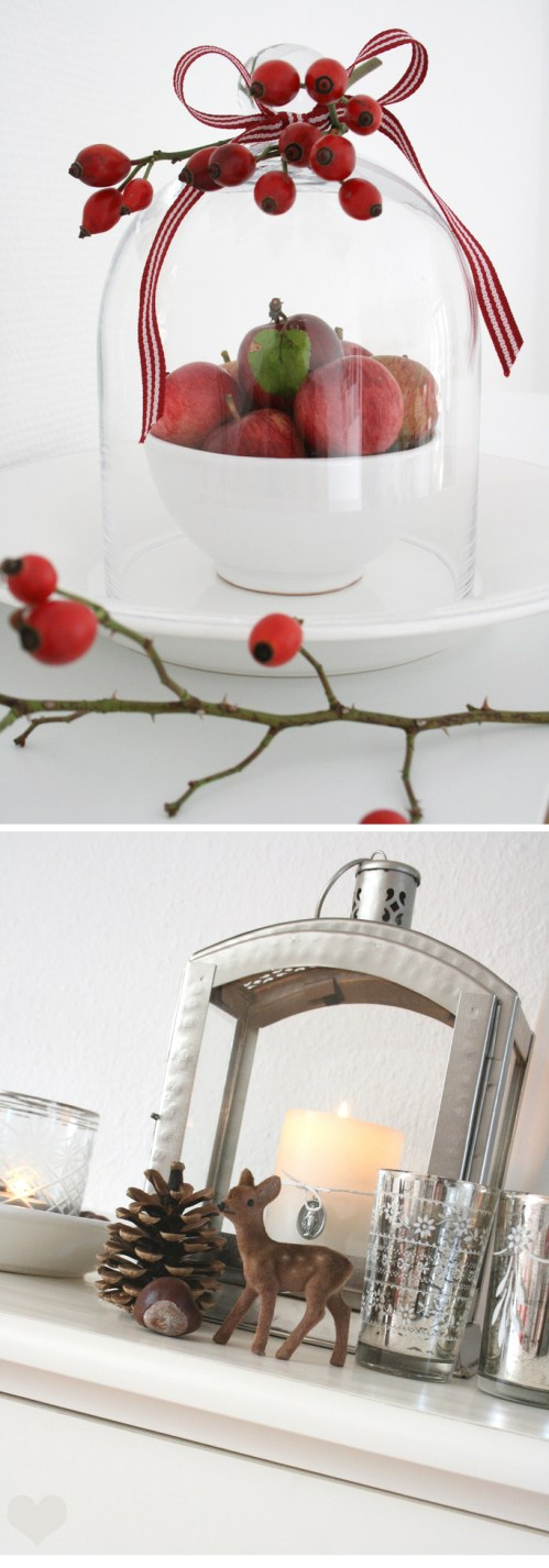 Seasonal Decor with herz-allerliebst