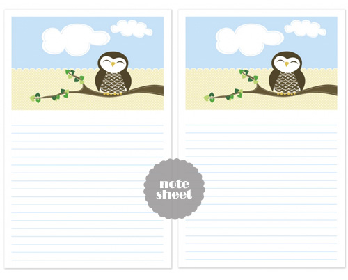 My Owl Barn Friday Freebie Wallpaper + Printable