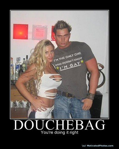 douchebag