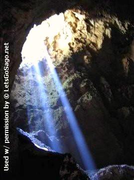 Cagayan De Oro Cave Light