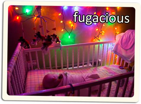 fugacious