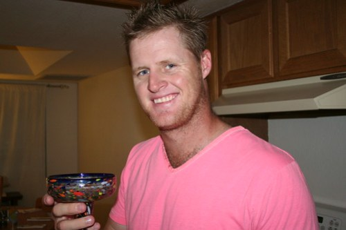 Matt once again matches the drinks