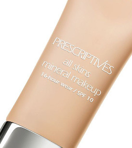 Prescriptives Makeup. Makeup for all Women. Flawless Skin Makeup Broad Spectrum SPF15 Flawless Skin Makeup Broad Spectrum SPF