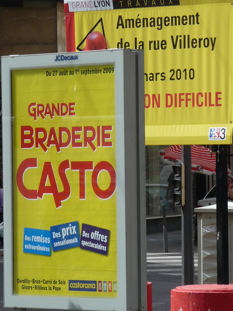Casto Lyon The World S Best Photos Of Ecriture And Jaune Flickr Hive Mind