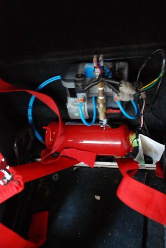 Team Land Rover Philippines Air Compressor
