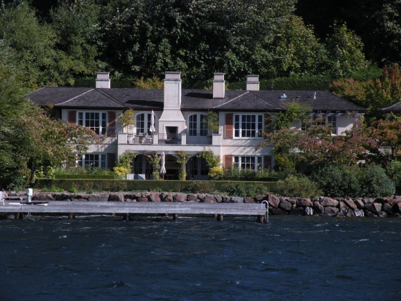 Large Of Bill Gates House Tour