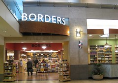 Borders Books - SeaTac Airport