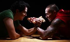 Men Love Pizza (John Lloyd)