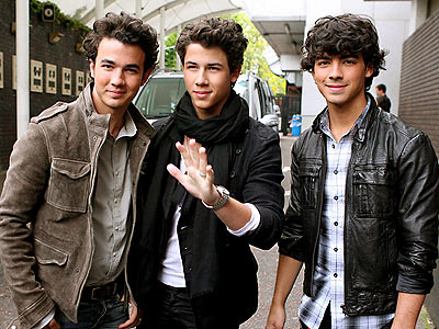 Jonas Brothers in London