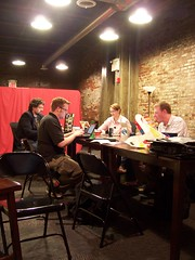 The Group WordPress Crunching